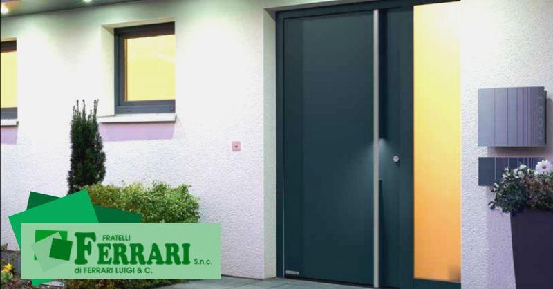 Promozione installazione portoncini d'ingresso - offerta porte blindate per esterno Piacenza