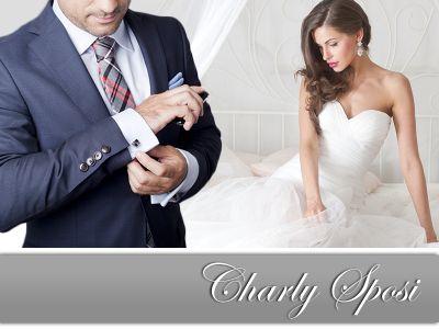 offerta abiti da sposa e sposo occasione abiti da cerimonia damigella charly sposi