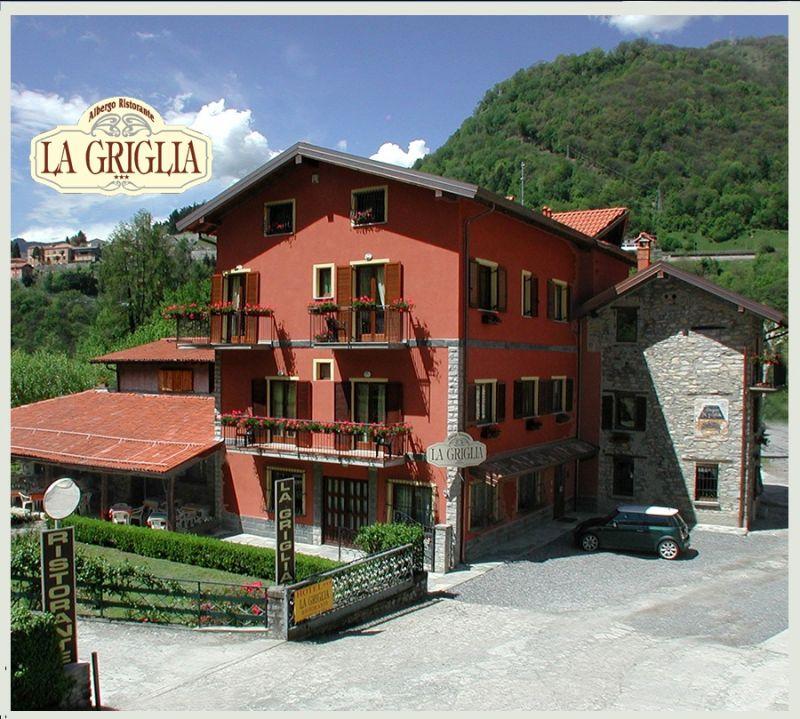 Urlaub Angebot Wochenende am Comer See - Angebot von Zimmern in LA GRIGLIA Hotel in Como