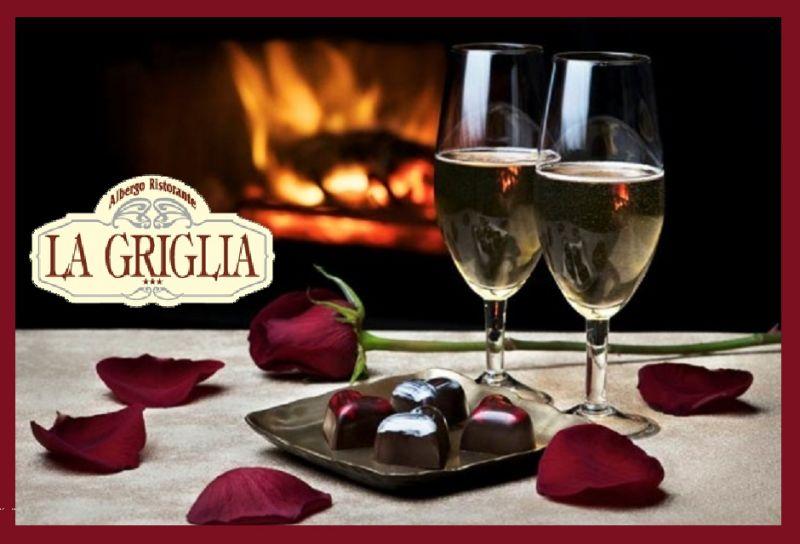 LA GRIGLIA Hotel Restaurant Guenstige Gelegenheit von einem romantischen Wochenende Comer See