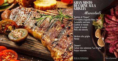 offerta grigliata di carne alla brace como occasione mangiare carne mista alla griglia como
