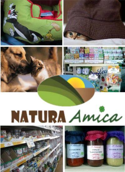 natura amica prodotti alimentari naturali giardino animali loreto