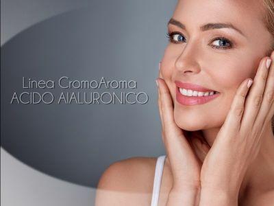 promozione linea cromoaroma offerta acido ailuronico centro salute e benessere
