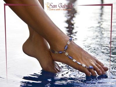 offerta trattamenti piedi promozione rituali piedi centro salute benessere san gabriele