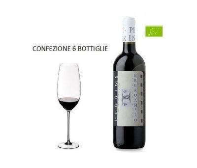 offerta vino negroamaro riserva 6 bottiglie