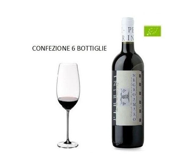 Offerta - Vino Negroamaro Riserva - 6 bottiglie