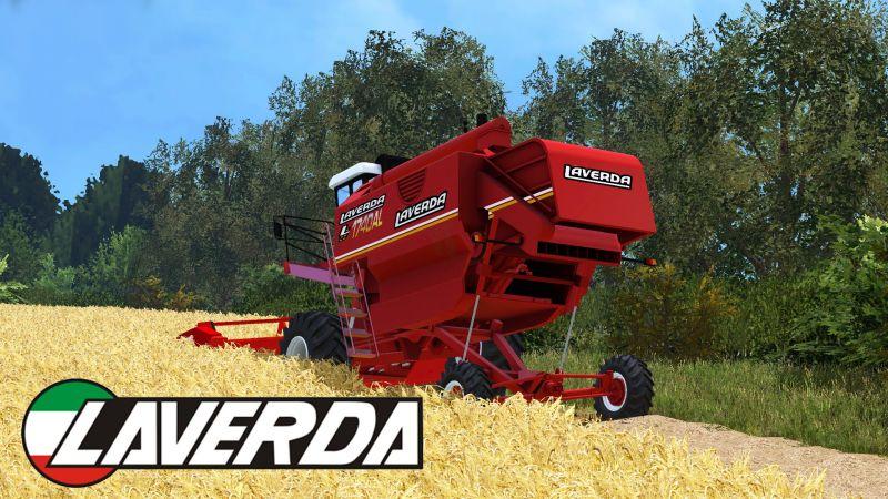 Offre production rechanges moissonneuses-batteuses Italie LAVERDA - FIAT AGRI - COMEX SRL