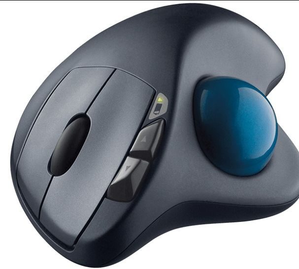 da media service logitech wireless trackball m570