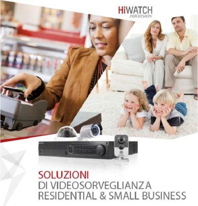 offerta hiwatch hikvision soluzioni di video sorveglianza