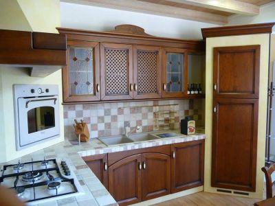 offerta svendita cucina in muratura andora occasione cucina completa di elettrodomestici