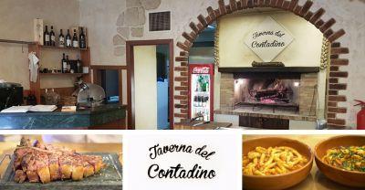 offerta carne alla brace promozione cucina tipica ternana la taverna del contadino