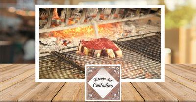 offerta ristorante con pasta fresca fatta in casa occasione mangiare carne alla brace a terni