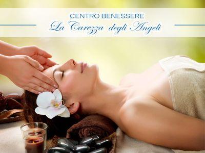 offerta massaggi promozione trattamenti viso e corpo la carezza degli angeli