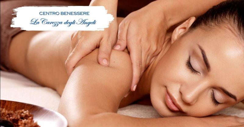 offerta Massaggio Shiatsu centro estetico a Terni - occasione massaggio anticellulite a Terni