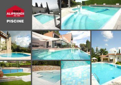 offerta realizzazione di piscine da interno e da esterno promozione manutenzione piscine verona