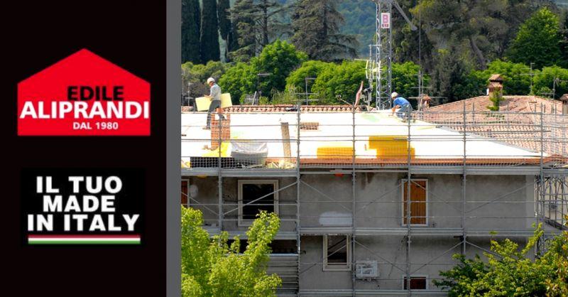 Offerta ristrutturazione tetti e coperture Verona - occasione rifacimento solai in legno Verona