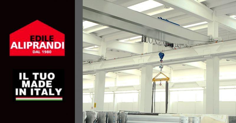 Offerta ristrutturazione capannoni industriali Verona - occasione rifacimento tetti industriali