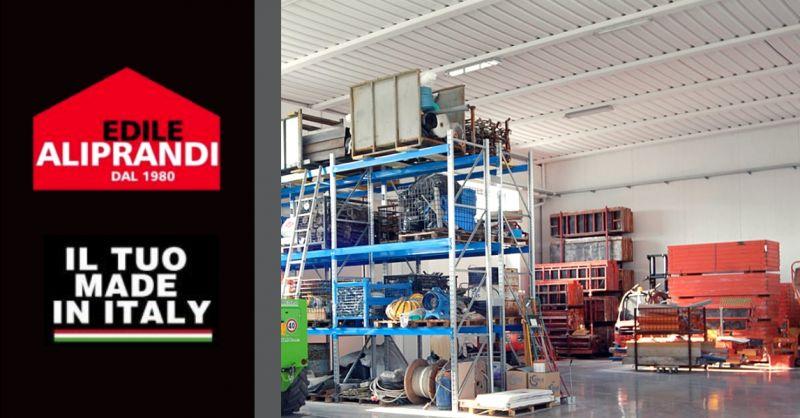 Offerta realizzazione complessi industriali Verona - occasione riparazione edifici industriali