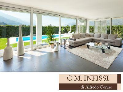 offerta infissi in pvc promozione finestre in pvc con certificazione c m infissi