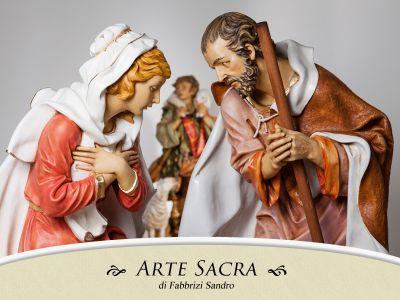 offerta presepi da collezione promozione presepi fontanini landi moranduzzo arte sacra terni