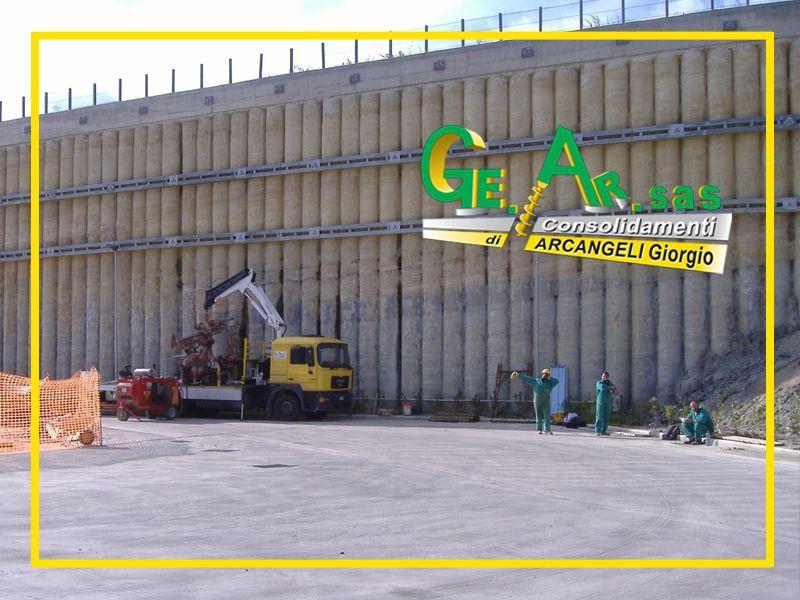 offerta palificazioni cemento - palificazioni per consolidamento fondamenta