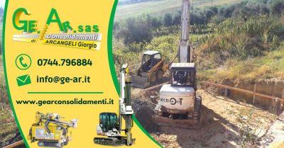 offerta realizzazione fondamenta con palificazione occasione consolidamento fondamenta terni