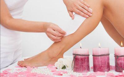 offerta epilazione gambe inguine promozione ceretta omaggio estetica beatrice