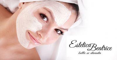 offerta trattamento viso promozione trattamento estetico viso estetica beatrice