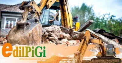 edilpigi offerta azienda specializzata nelle demolizioni controllate e incontrollate verona e provicia