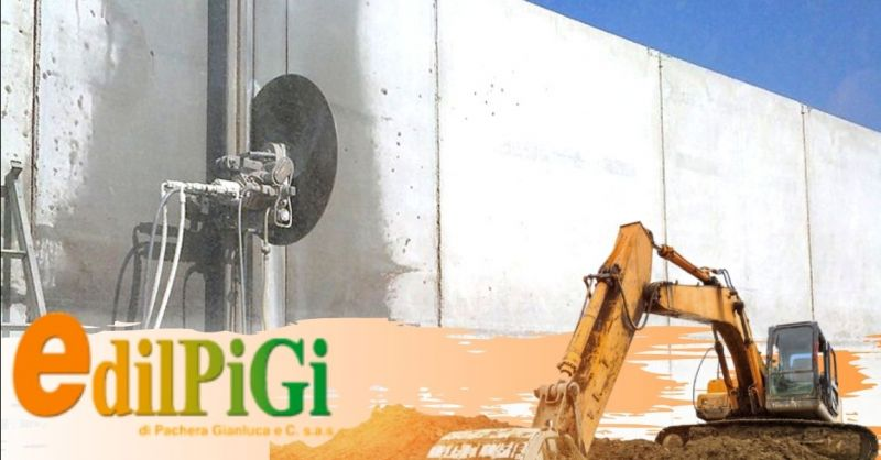 Offerta Taglio solai muri in cemento armato - Occasione carotaggio muro in calcestruzzo Verona provincia