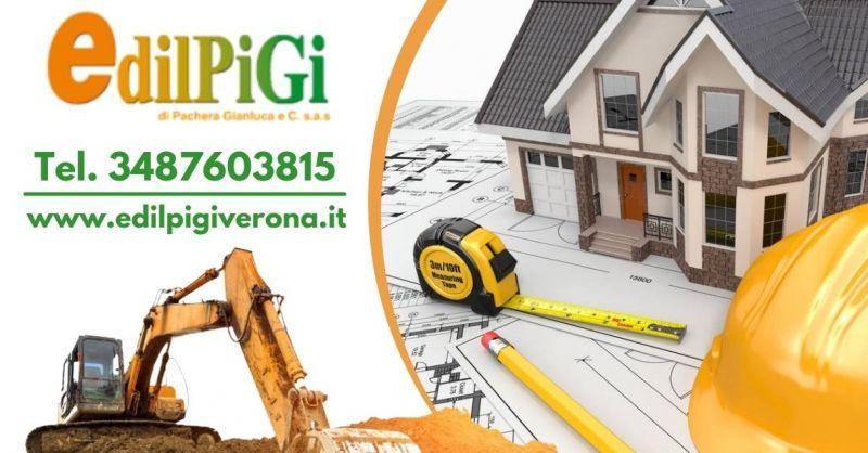 EDILPIGI - Offerta trova la miglior ditta per ristrutturazione appartamento chiavi in mano Verona