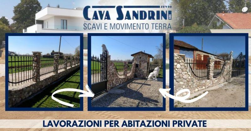 Offerta ditta specializzata in lavorazioni esterne di abitazioni private Verona e provincia