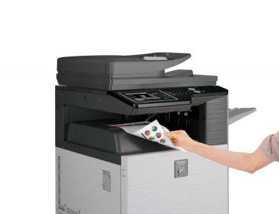 offerta stampante sharp mx 2614n promozione vendita stampanti professionali sharp vicenza