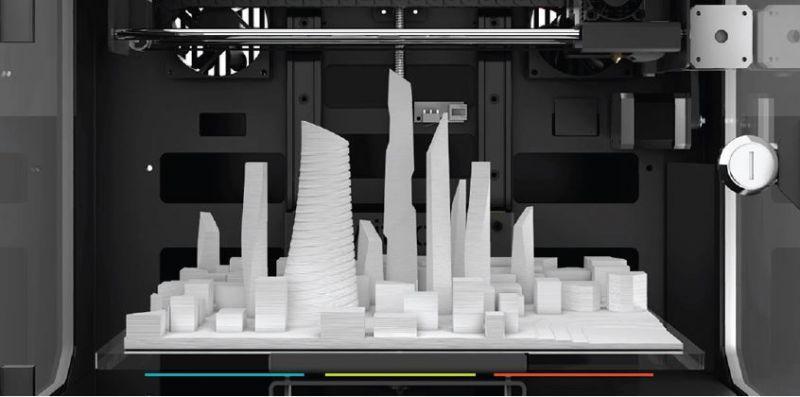 offerta stampanti 3d professionali soitech occasione prototipazione rapida a filamento