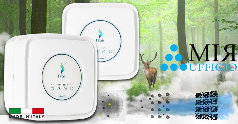 Offerta Etere filtro Aria per combatte inquinamento indoor Vicenza - Occasione Filtro Aria per polveri da Toner e stampanti 3d