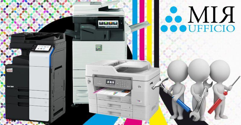 Offerta Noleggio stampanti multifunzione Vicenza - Occasione Noleggio Stampanti tutto incluso