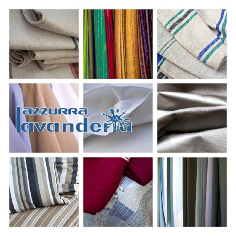 LAVANDERIA AZZURRA sconti pulizia piumoni - promozione lavanderia