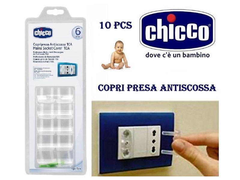 Offerta - Copripresa antiscossa Chicco