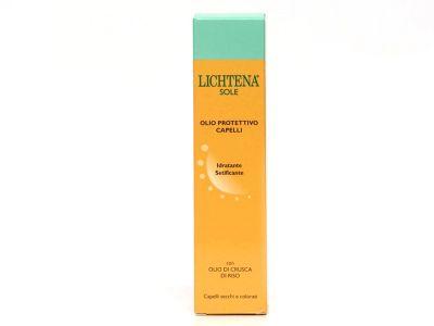 offerta olio protettivo capelli lichtena sole