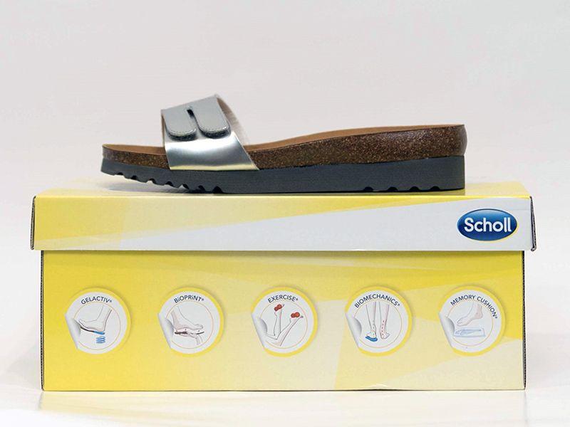 Offerta - Calzatura Scholl Luwin Sintetico Laminato