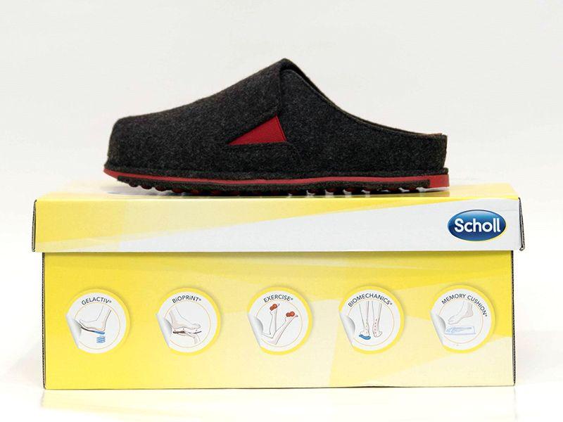 Offerta - Pantofola Scholl Spikey 5 Marrone