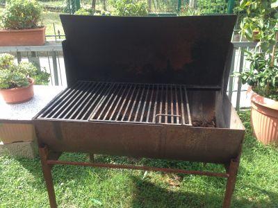 barbecue da giardino e per agriturismi