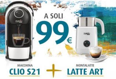 offerta macchina caffe