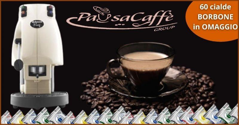 offerta negozio prodotti e accessori caffe Siena - promozione negozio vendita capsule Borbone