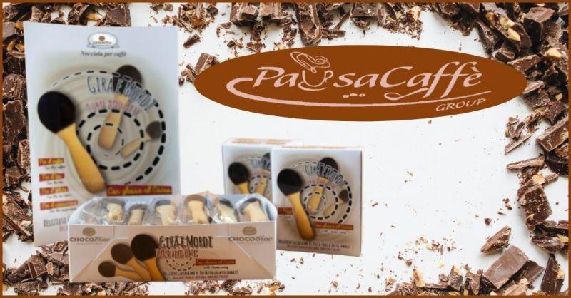 PAUSA CAFFE GROUP - offerta cioccolata e dolci al cioccolato