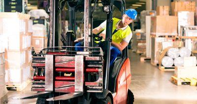 offerta corso formazione addetti conduzione carrelli elevatori promozione corsi lavoro