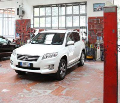 offerta lucidatura carrozzeria automobile promozione sostituzione cristalli auto verona