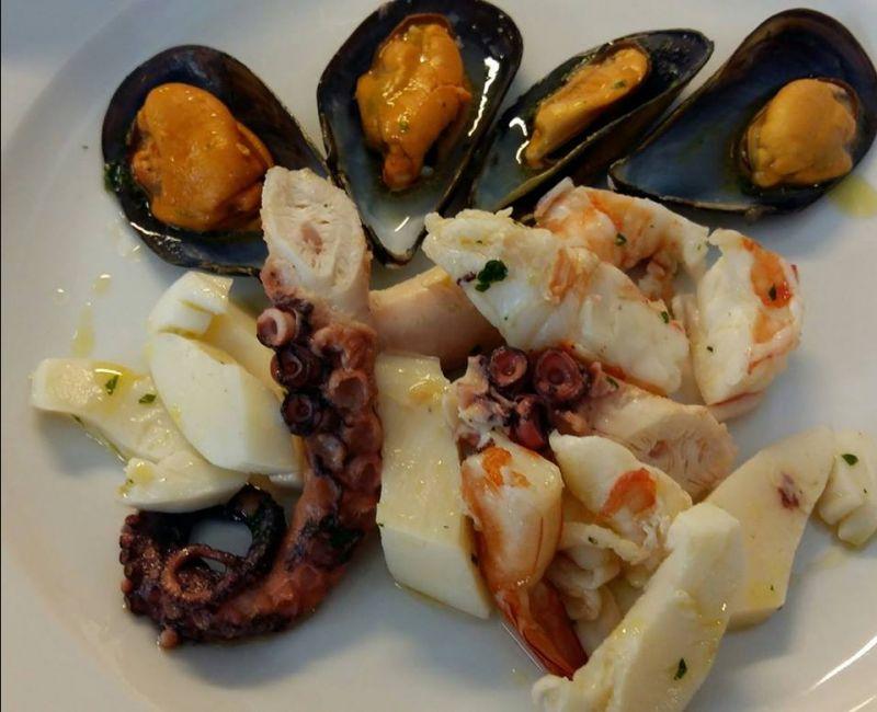 Offerta specialità pesce di mare Verona - Promozione ristorante  pesce di mare Verona