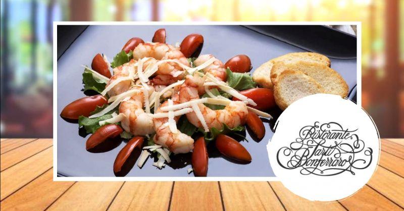 offerta dove mangiare pesce fresco Verona - occasione ristorante specialità pesce Sorgà Verona