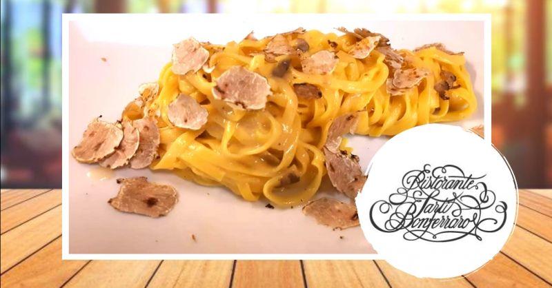 offerta mangiare specialità al tartufo Verona - occasione ristorante piatti tipici locali Sorgà